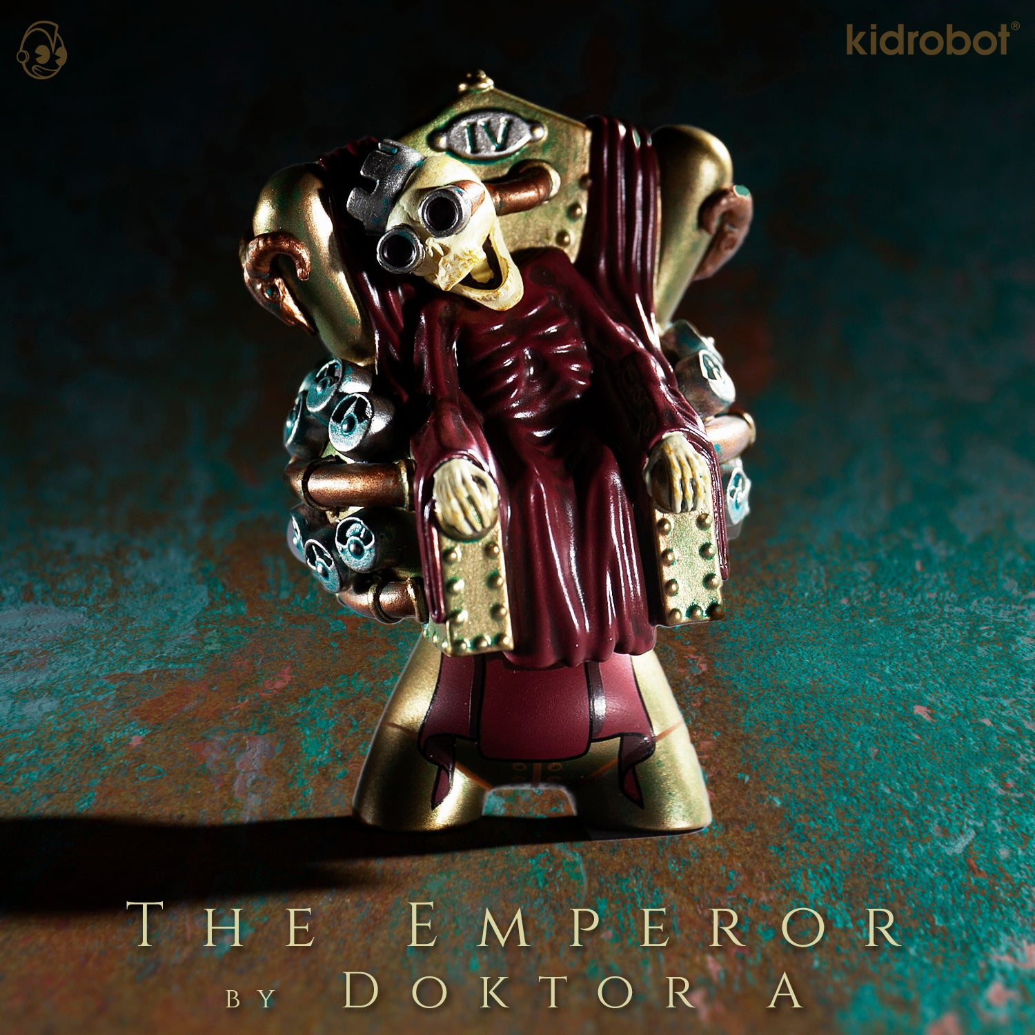 The Emperor Dunny by Doktor A