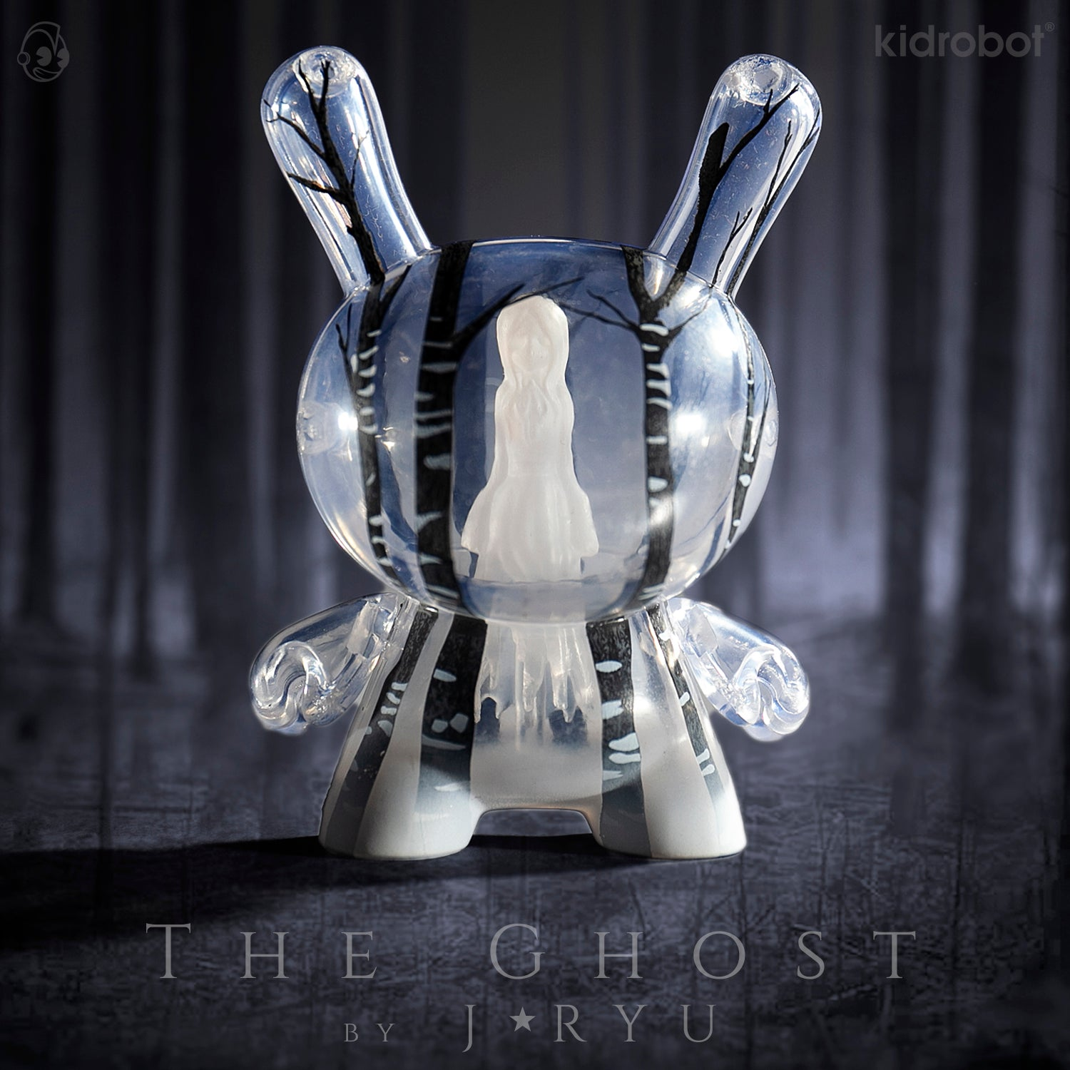 The Ghost Dunny by J*RYU - Arcane Divination The Lost Cards - Kidrobot