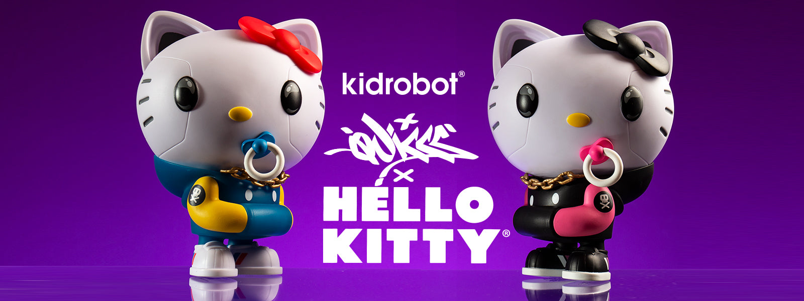 4beb38278 Hello Kitty x Kidrobot - Sanrio Hello Kitty Collectibles & Art Toys