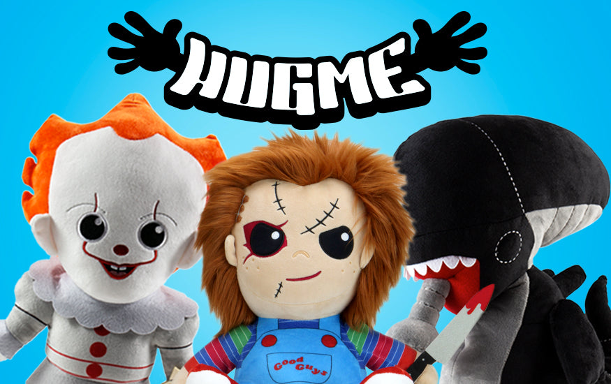 HugMe Vibrating Plush Toys by Kidrobot