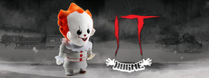 IT Pennywise Hugme Vibrating Plush Stuffed Toy by Kidrobot
