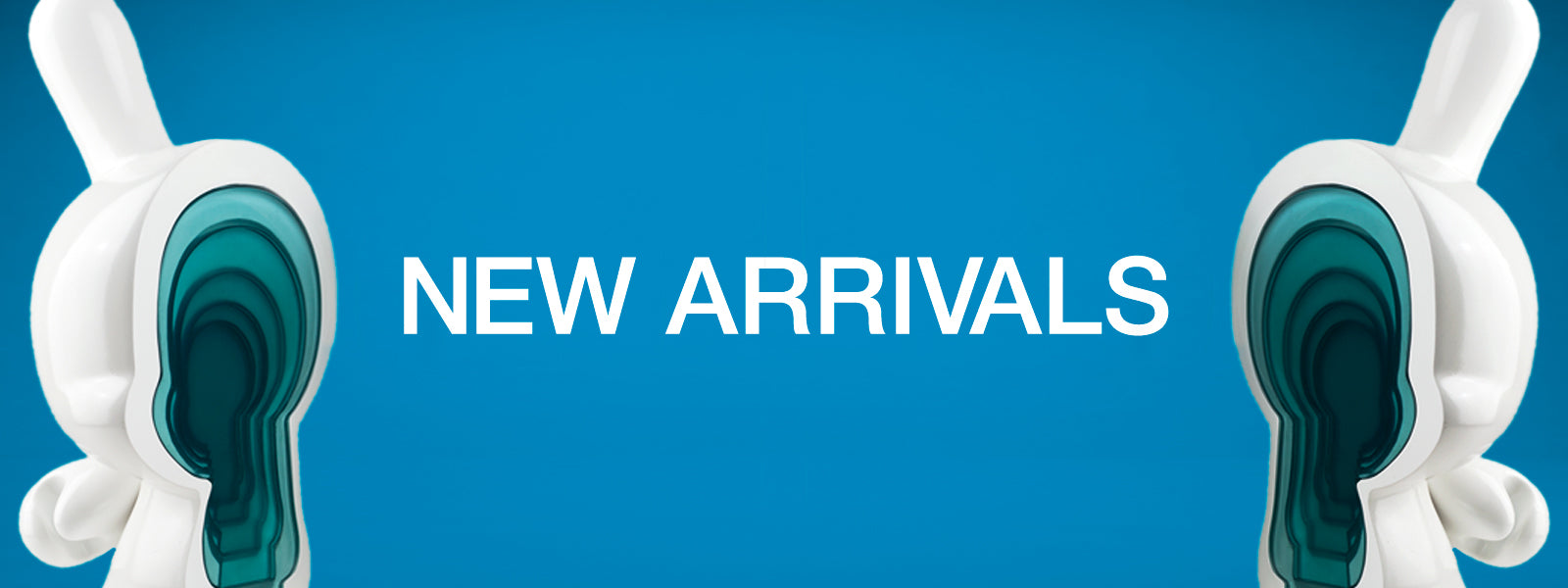 New Art Toys and Arrivals by Kidrobot