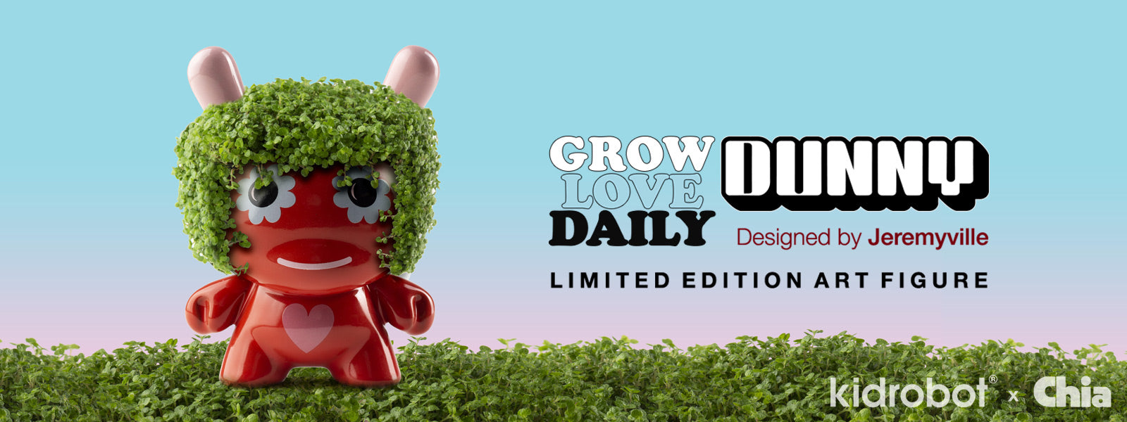 Jeremyville Art Toys, Collectibles and Dunny by Kidrobot