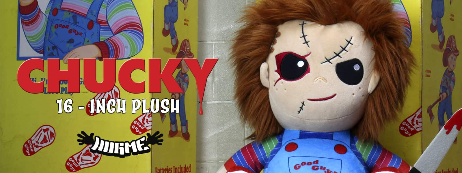 Child's Play Movie Chucky Doll by Kidrobot