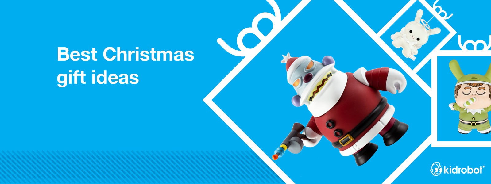 Best Christmas Gift Ideas - Ornaments, Christmas Art Figures, Holiday Dunnys and more