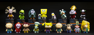 Nickelodeon x Kidrobot Nick 90s Mini Figure Series 2