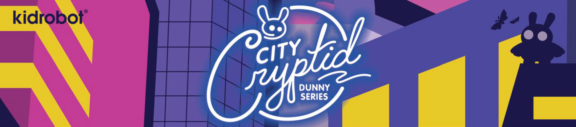 Artist Chris Lee Dunny for City Cryptid Dunny Series by Kdirobot