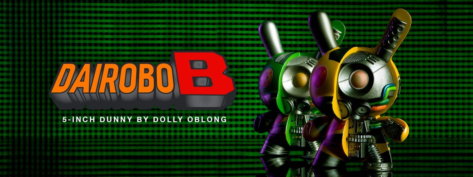 Dolly Oblong Dunnys, Art Toys & Figures by Kidrobot