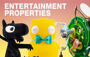 Kidrobot Entertainment Toys