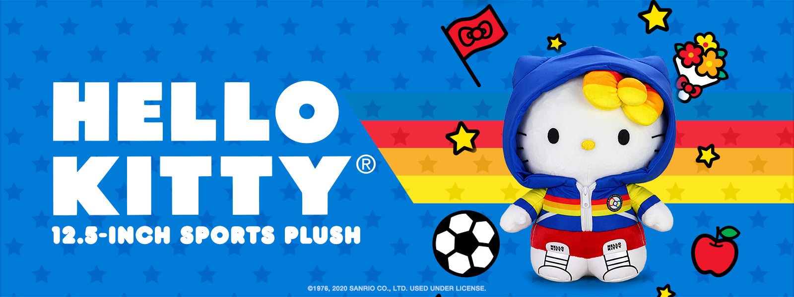 Kidrobot x Hello Kitty Sports Toys
