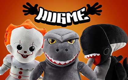 HugMe Vibrating Plush Toys