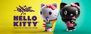 Kidrobot x Sanrio Hello Kitty by Quiccs