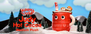 Kidrobot Yummy World Hot Cocoa Plush