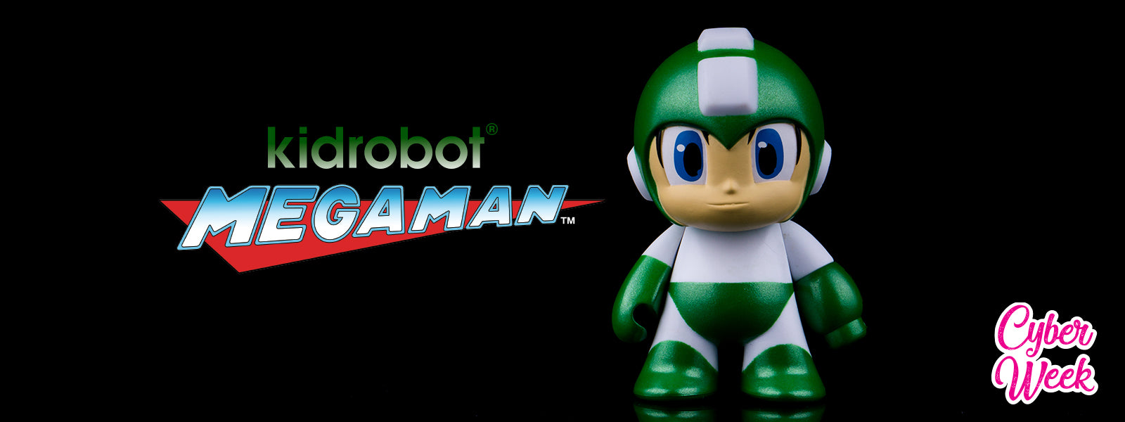 Mega Man x Kidrobot Gifts, Art Figures and Art Toys by Kidrobot