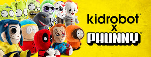 PHUNNY Plush Stuffed Toys by Kidrobot