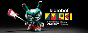 Kidrobot.com Exclusive Zmirky 5-inch Dunny by Kidrobot