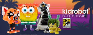 Kidrobot SDCC 2019 Exclusives