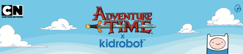 Adventure Time Toys, Art Figures & Collectibles by Kidrobot