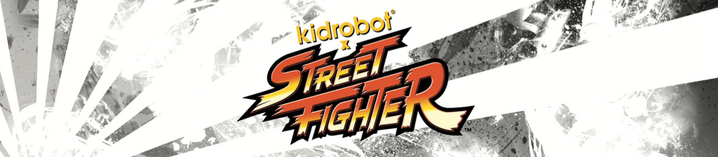 Street Fighter Toys, Art Figures & Collectibles by Kidrobot