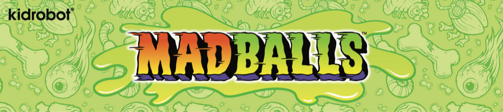 Madballs Toys, Art Figures & Collectibles by Kidrobot