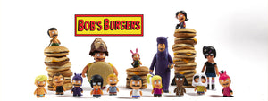 Bobs Burgers Toys, Art Figures & Collectibles by Kidrobot