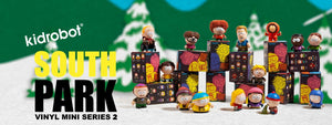 Kidrobot South Park Toys Collectibles and Mini Figures