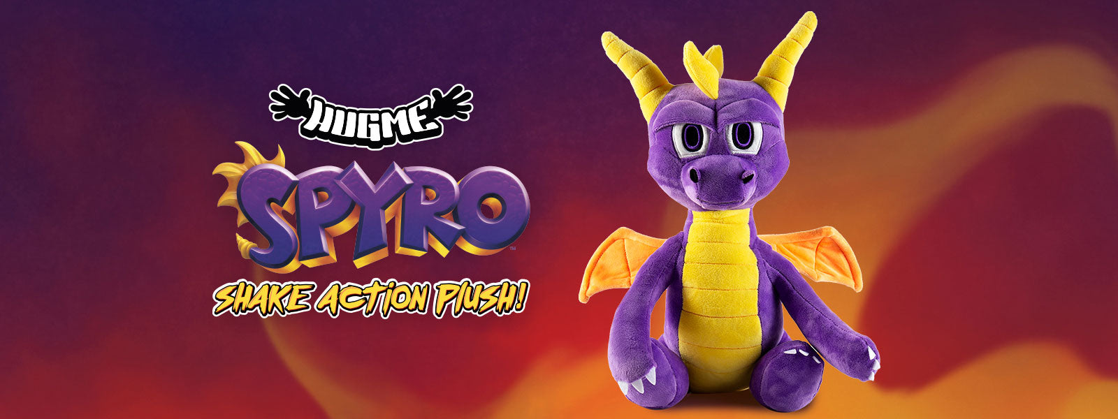 Spyro the Dragon Toys Stuffed Animal Plush Kidrobot