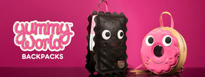 Kidrobot Yummy World Fashion Backpacks