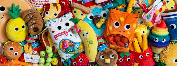 Yummy World Toys, Plush & Food collectibles by Kidrobot