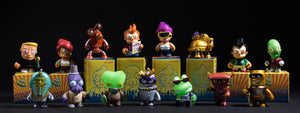 Futurama Mini Figures by Kidrobot