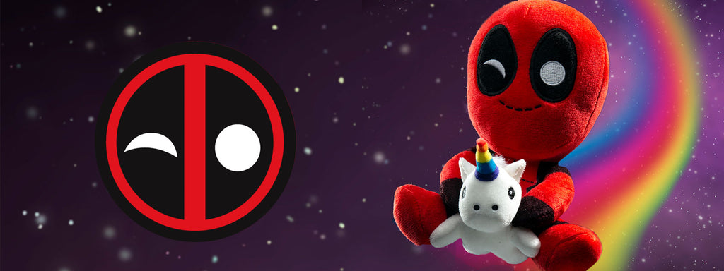 Marvel Deadpool Toys, Plush & Collectibles by Kidrobot