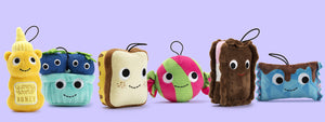 Yummy World Food Plush by Kidrobot