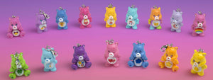Care Bears Collectible Keychains by Kidrobot