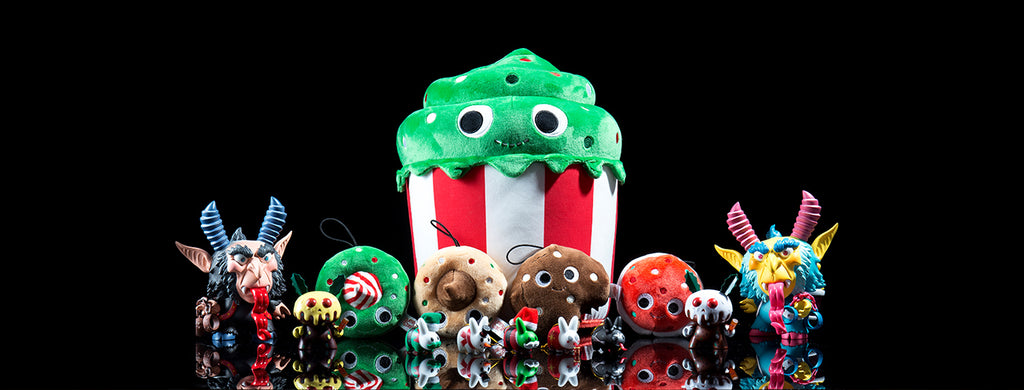 Christmas & Holiday Art Toys and Collectibles at Kidrobot