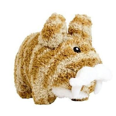 "Labbitooth Happy Labbit 7"" Stuffed Animal Plush - Kidrobot"