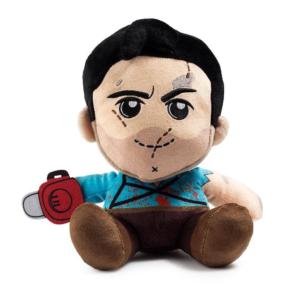 100% Polyester - Army Of Darkness Ash Williams Plush