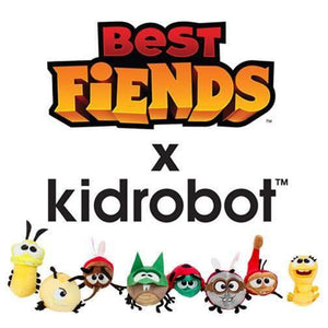 Best Fiends Small Plush Toy Collectibles by Kidrobot - Kidrobot