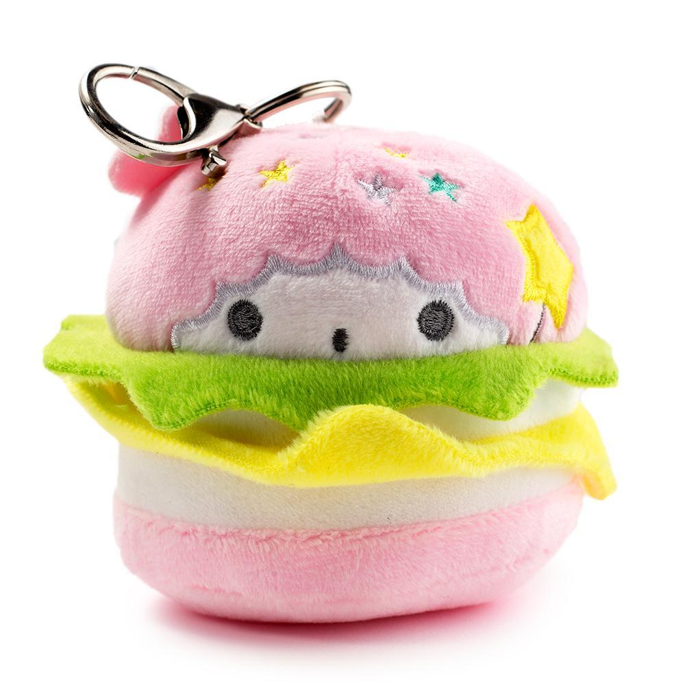 Hello Sanrio Plush Burger Charms by Kidrobot - Kidrobot