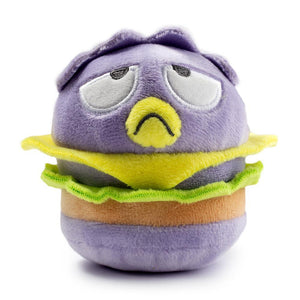 Hello Sanrio Plush Burger Charms by Kidrobot - Kidrobot - Designer Art Toys