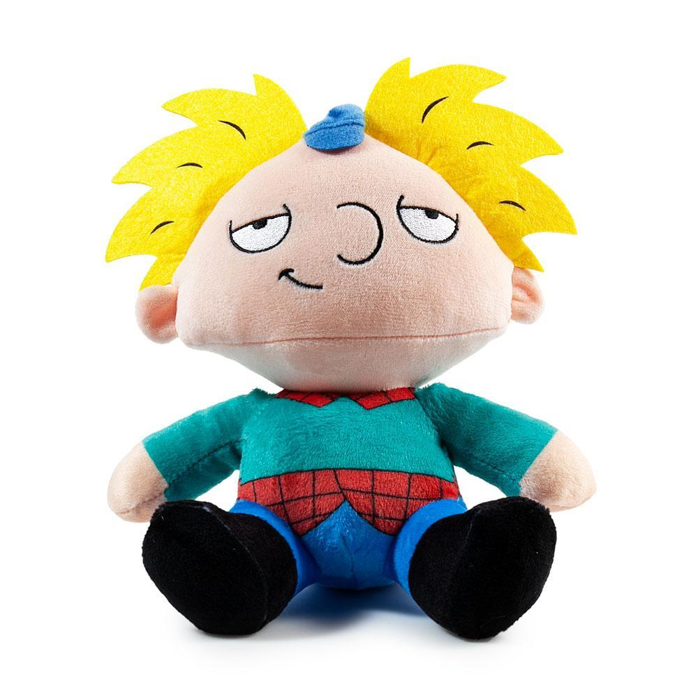 Hey Arnold Plush Toy - Nick 90s Phunny Plush - Kidrobot