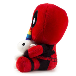 Marvel Deadpool Riding a Unicorn Plush (PRE-ORDER) - Kidrobot - Designer Art Toys