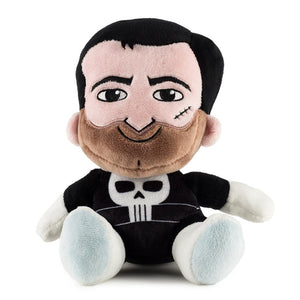 100% Polyester - Marvel Punisher Phunny Plush