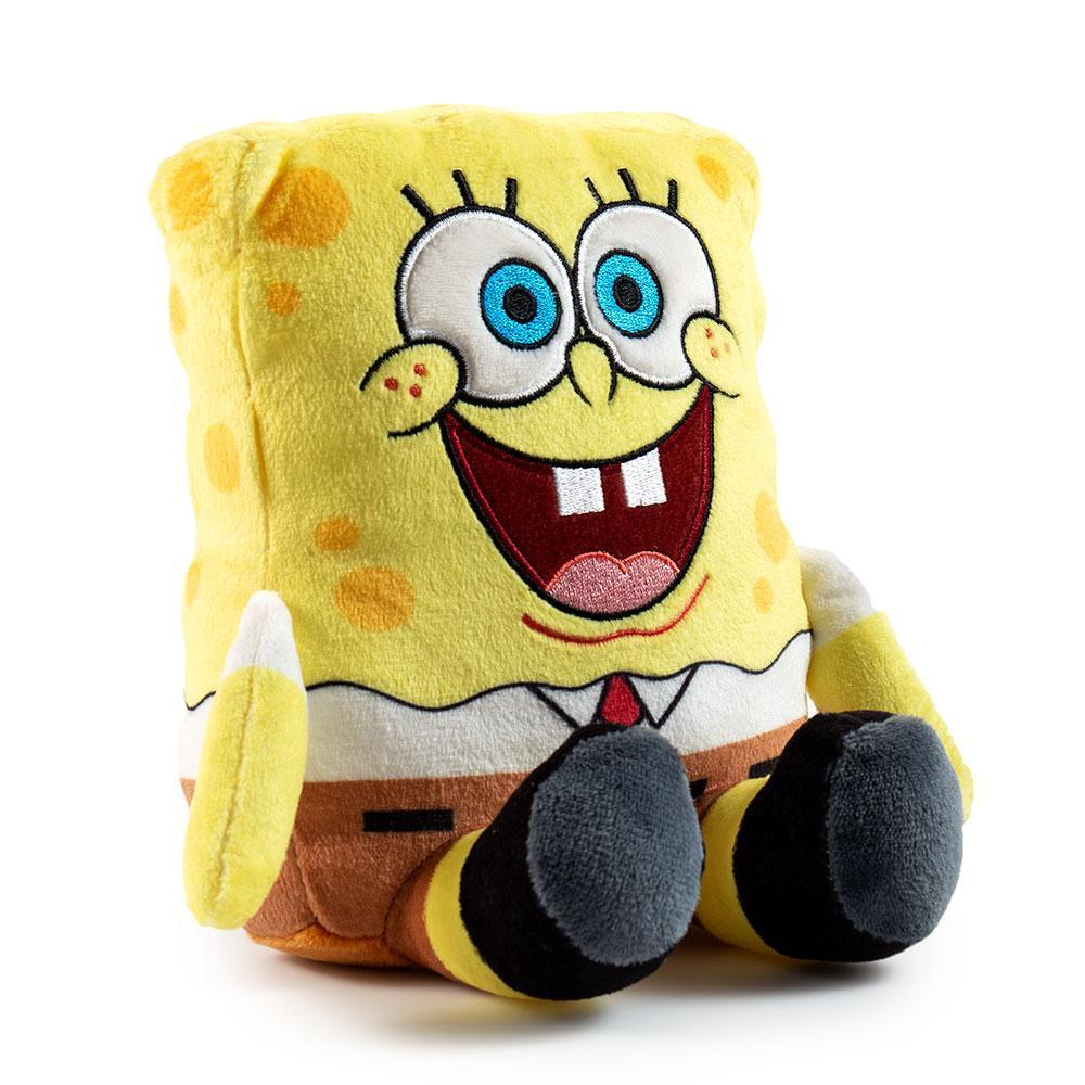 100% Polyester - Nick 90s SpongeBob SquarePants Phunny Plush By Kidrobot