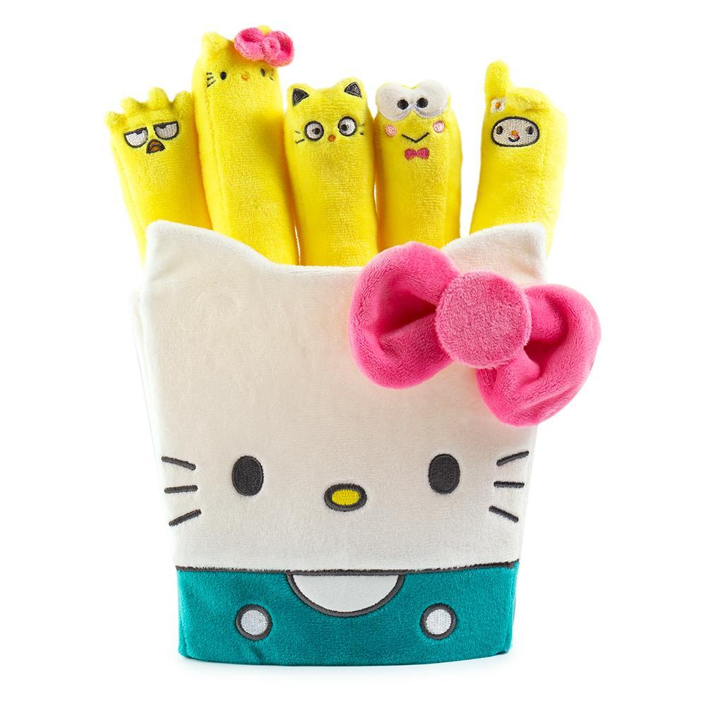 Sanrio Hello Kitty Fries Plush by Kidrobot - Kidrobot - Designer Art Toys