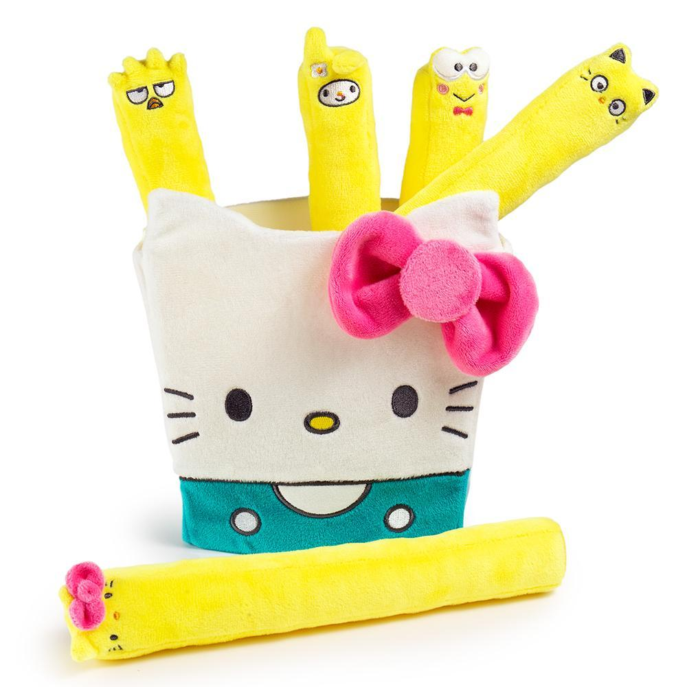 100% Polyester - Sanrio Hello Kitty Fries Plush By Kidrobot