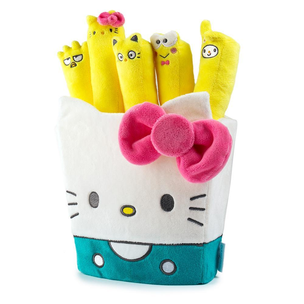 2ab552d4a 100% Polyester - Sanrio Hello Kitty Fries Plush By Kidrobot. 100% Polyester  - Sanrio Hello Kitty Fries Plush By Kidrobot