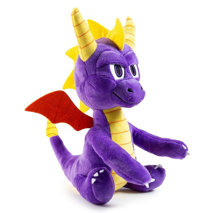 100% Polyester - Spyro The Dragon Phunny Plush By Kidrobot