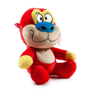 Stimpy Ren & Stimpy Plush Stuffed Animal - Nick 90s Phunny Plush - Kidrobot - Designer Art Toys