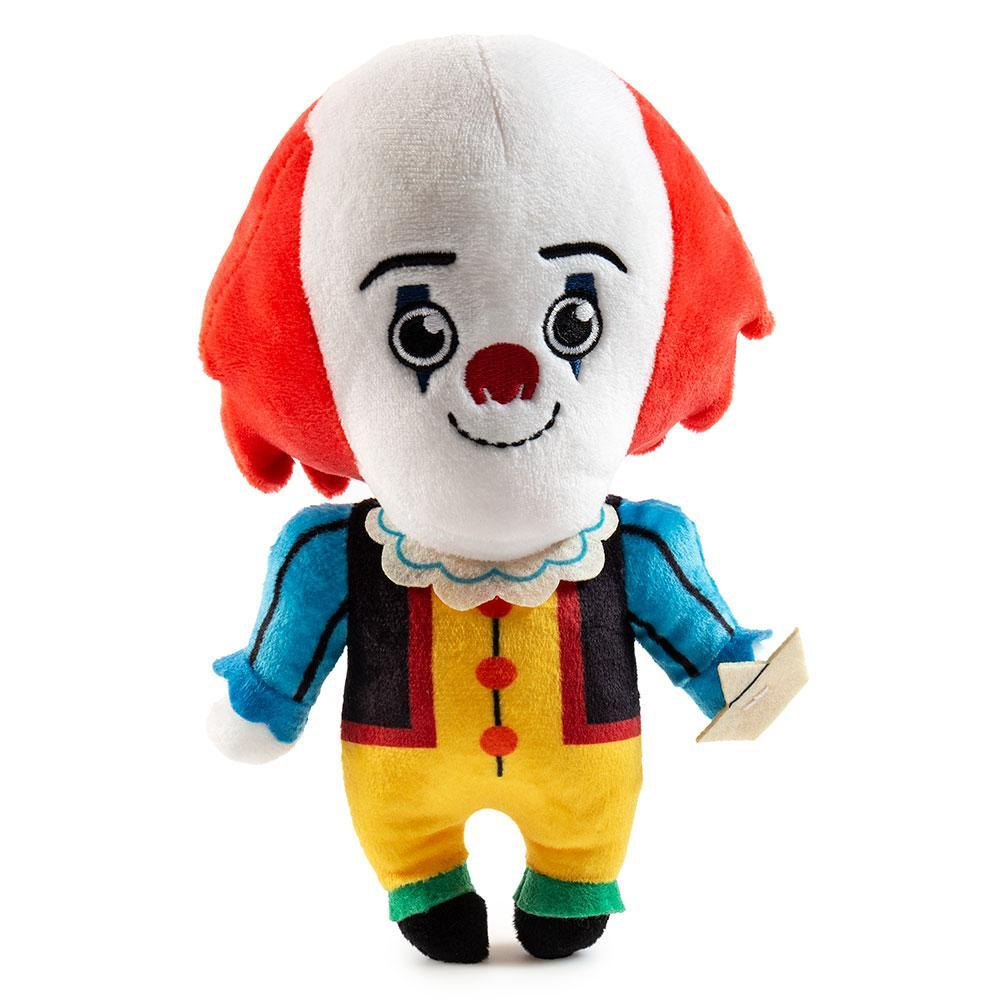 Vintage Pennywise IT Phunny Plush by Kidrobot - Kidrobot