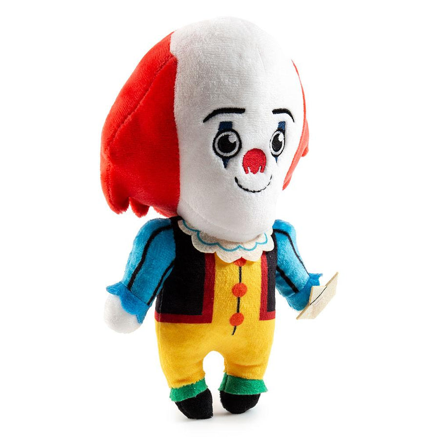 100% Polyester - Vintage Pennywise IT Phunny Plush By Kidrobot